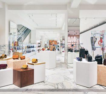 Bijenkorf_Amsterdam retail foto