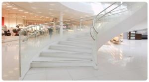 Composiet vloertegel 60x60cm quartz